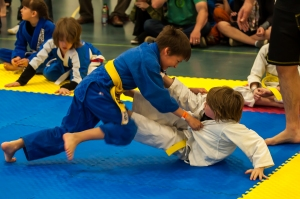 Fierce Kid BJJ MBS