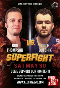 MBS Superfight Poste Rob and COle